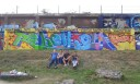 Graffiti des REBELL